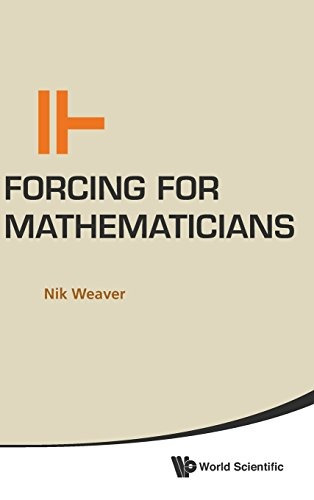 libro forcing for mathematicians - nuevo