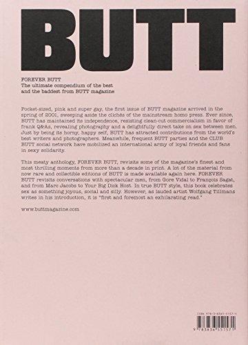 libro forever butt - nuevo