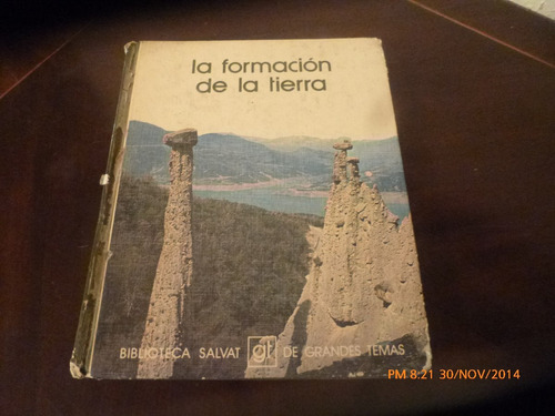 libro formacion de la tierra n° 3 (126