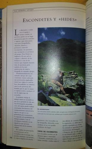 libro fotografía de naturaleza