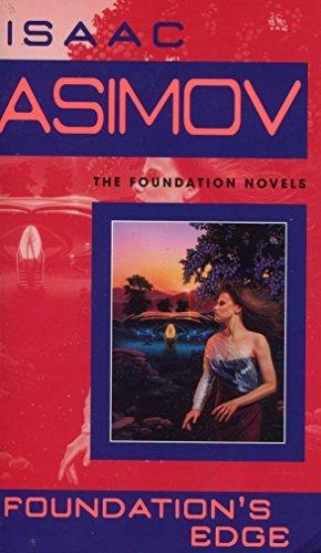 libro foundation's edge - nuevo