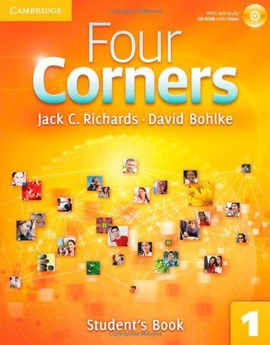 libro four corners level 1