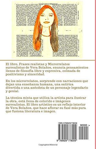 Libro Frases Realistas Y Microrrelatos Surrealistas Li