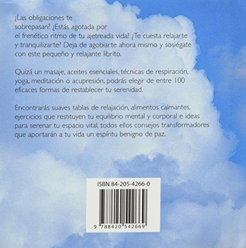 libro frescura 100 consejos para relajarse - nuevo