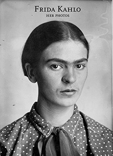 libro frida kahlo: her photos - nuevo