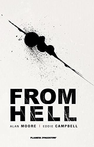 libro - from hell (cartone) - moore alan / campbell eddie (p