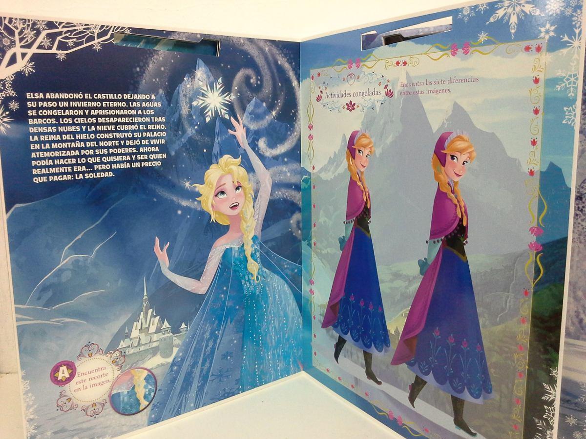 Perfecto Libro De Colores Congelados Ornamento - Dibujos Para ...