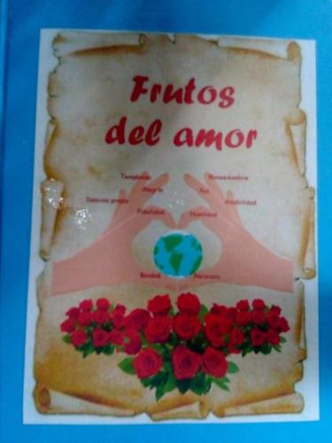 libro frutos del amor