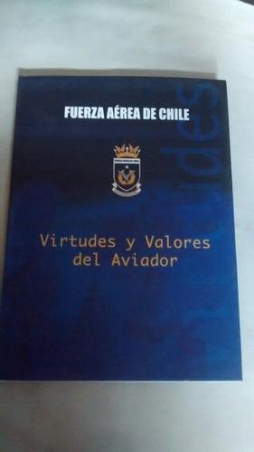 libro fuerza aerea perfil