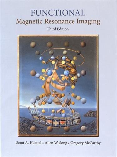 libro functional magnetic resonance imaging - nuevo