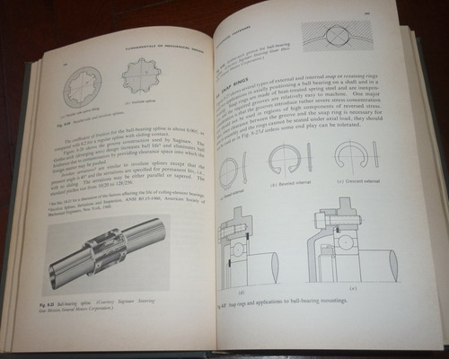 libro fundamentals of mechanical design 3th edition 1970