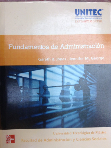 libro fundamentos de administración.