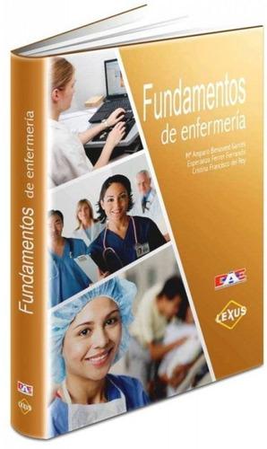 libro fundamentos de enfermería - lexus
