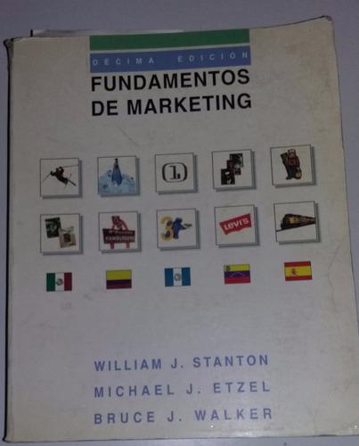 libro fundamentos de marketing