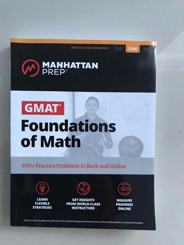 libro fundamentos de matemática en inglés