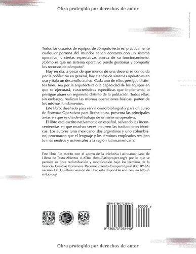 libro : fundamentos de sistemas operativos  - wolf, gunnar
