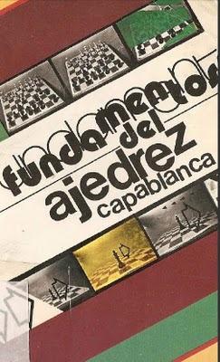 libro, fundamentos del ajedrez de j. r. capablanca.