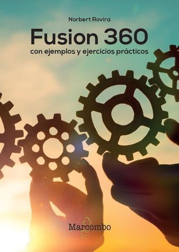libro fusion 360 con ejemplos y ejercicios prácticos