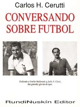 libro futbol futbol