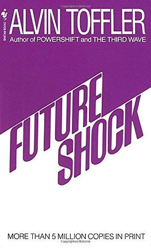 libro future shock - nuevo