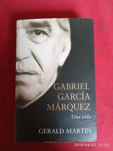 libro gabriel garcia marquez. una vida de gerald martin.