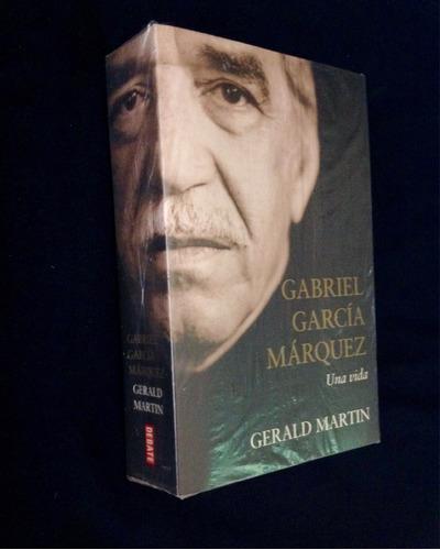 libro gabriel garcía márquez una vida de gerald martín