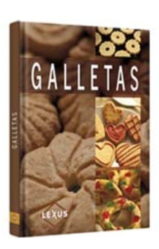 libro galletas - lexus