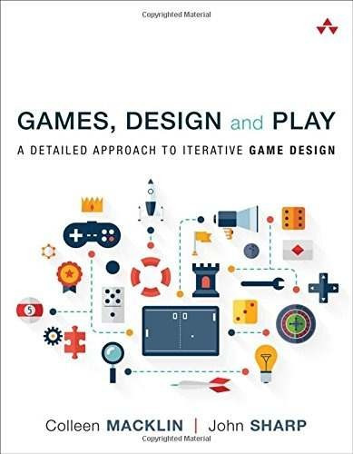 libro games, design and play: a detailed approach to iterati