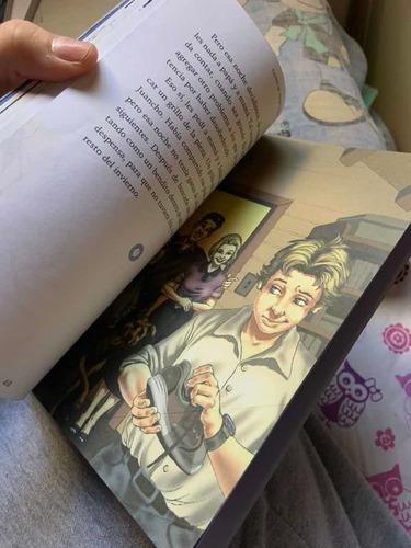 libro ganas de tener miedo/franco vaccarini/ cántaro