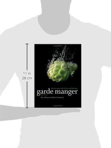 libro garde manger: the art and craft of the cold kitchen