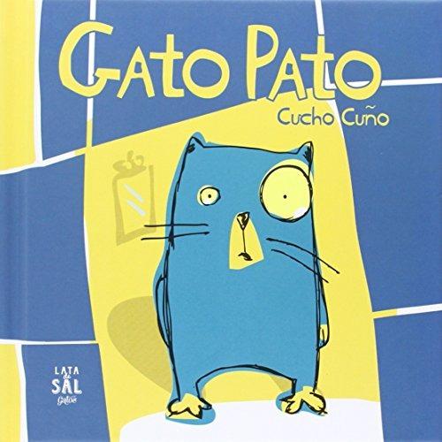 libro gato pato - nuevo