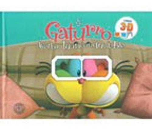 libro gaturro 3d