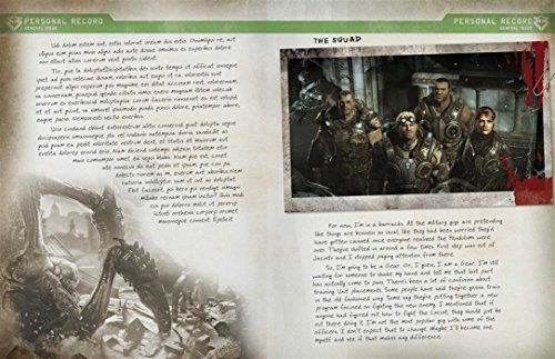 libro gears of war: judgment - nuevo