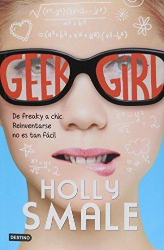 libro geek girl isbn 9786070728488