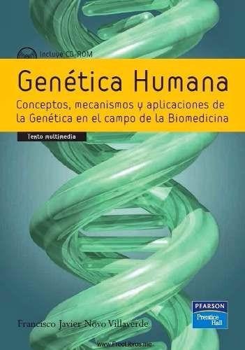 libro: genética humana: conceptos, mecanismos y... - pdf