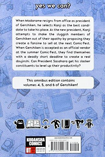 libro genshiken omnibus 2 - nuevo