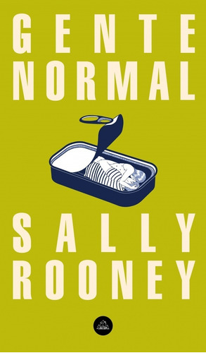 libro gente normal - rooney sally