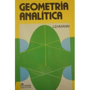 libro, geometría analítica de charles h. lehmann.