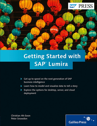 libro getting started with sap lumira