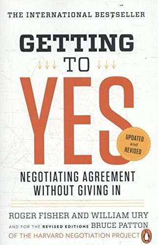libro getting to yes: negotiating agreement without giving i