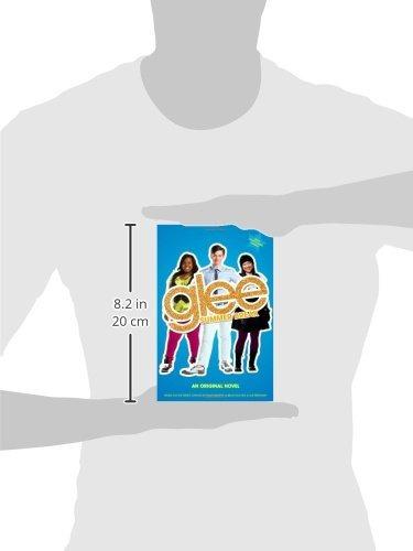 libro glee summer break - nuevo
