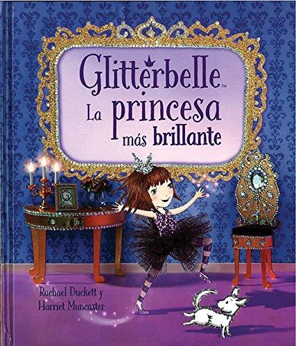 libro glitterbelle: the sparkliest princess ever! - nuevo