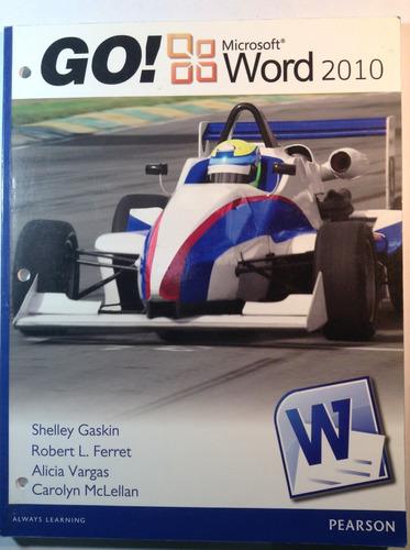 libro go! microsoft word 2010