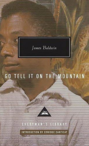 libro go tell it on the mountain - nuevo h
