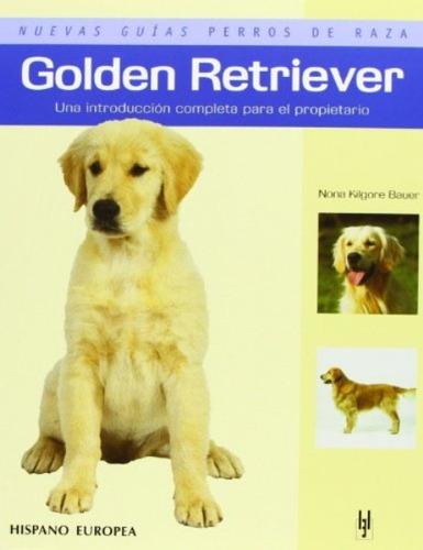 libro, golden retriever de nona kilgore bauer.