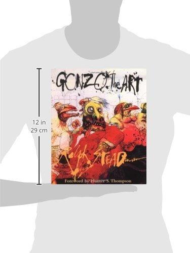 libro gonzo, the art - nuevo