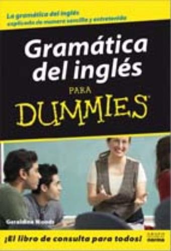 libro, gramática del inglés para dummies de geraldine woods.