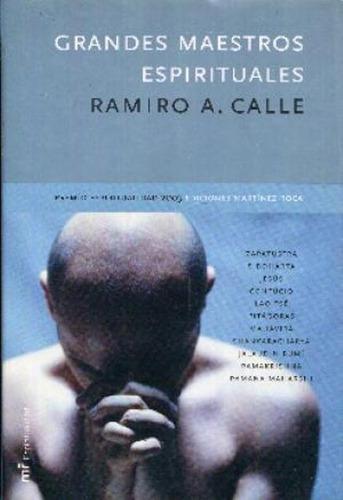 libro, grandes maestros espirituales de ramiro a. calle.