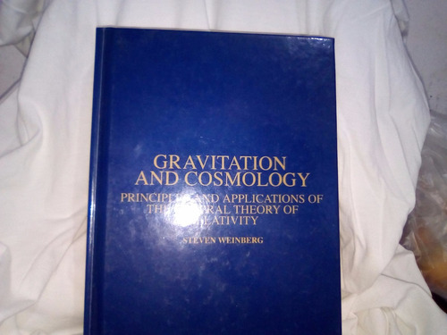 libro gravitation and cosmology