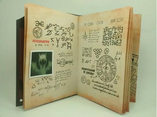 libro gravity falls diario n°1 en castellano